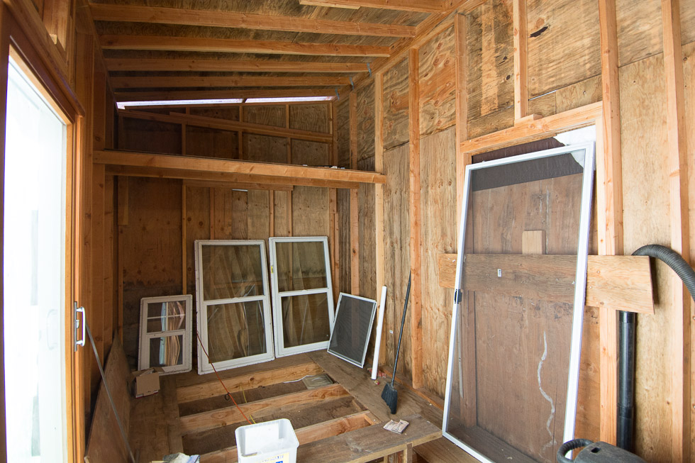 Shell of large Tiny House for sale 32
